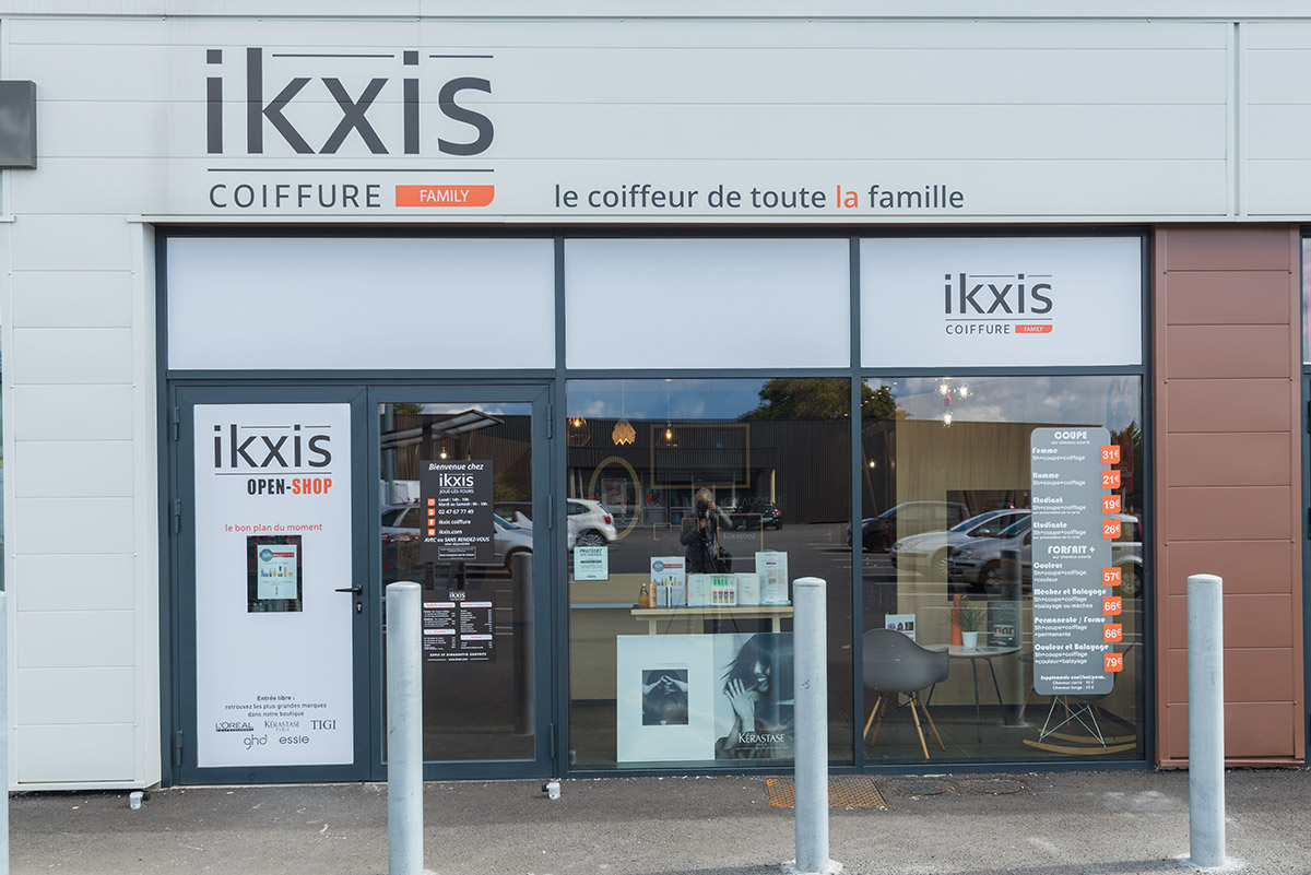 Ikxis Family Joue Les Tours Ikxis Coiffure