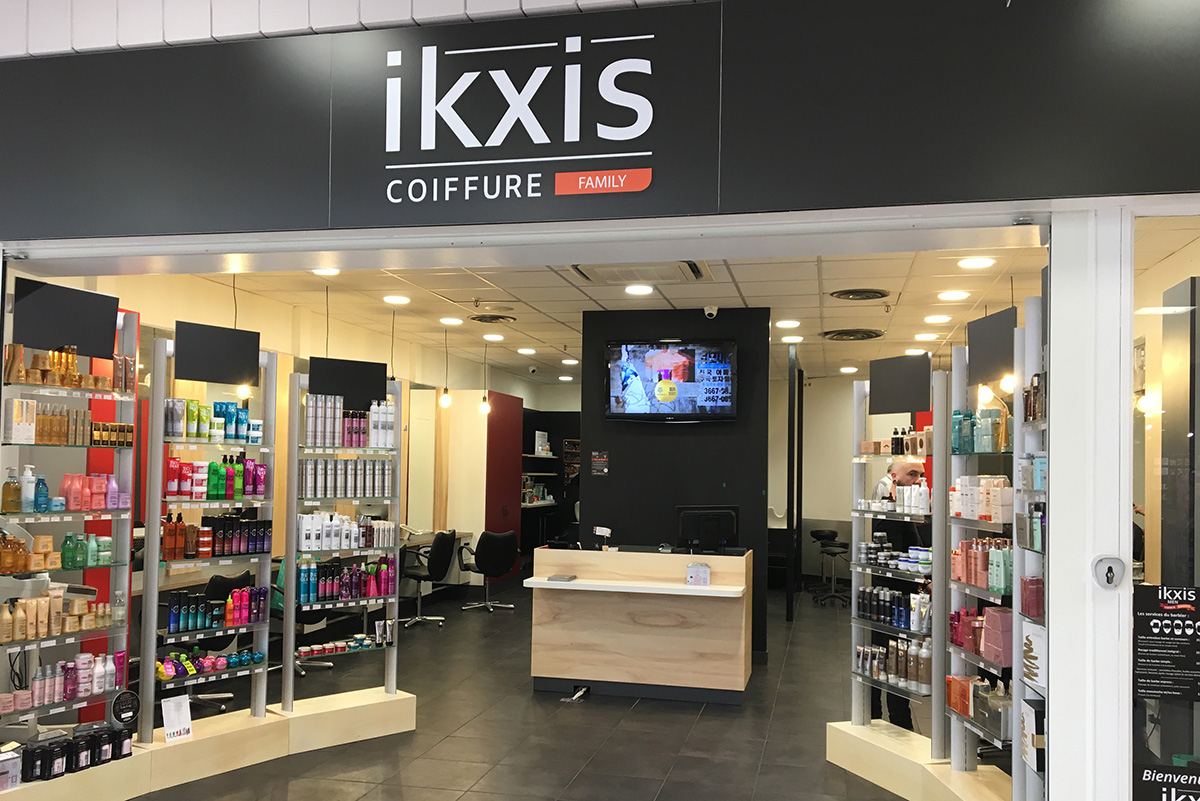Ikxis Family Chambray Les Tours Ikxis Coiffure