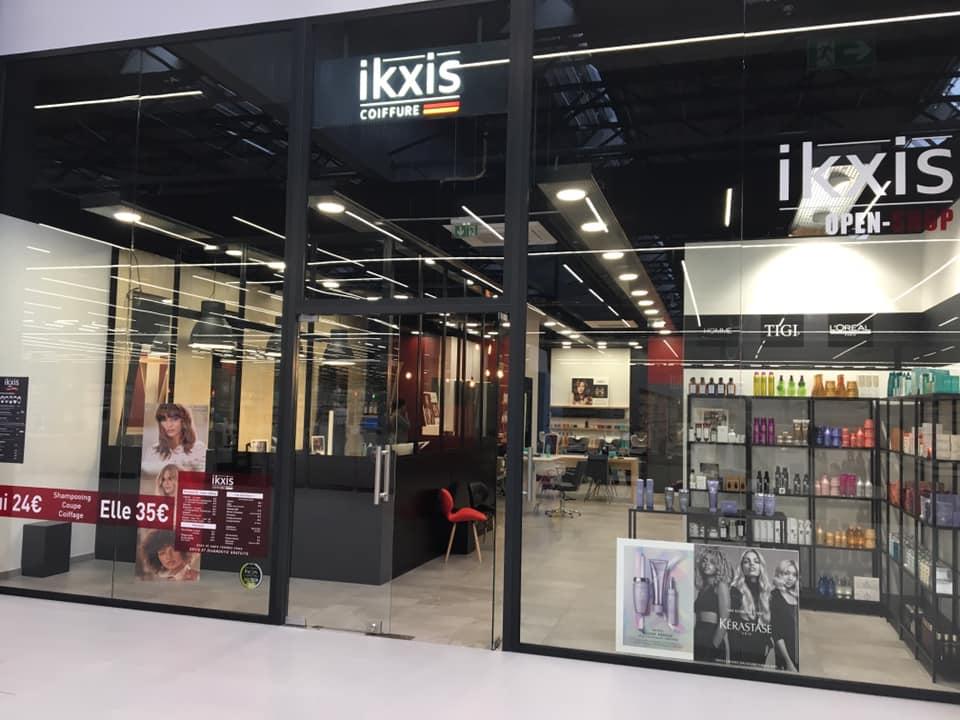 Ikxis Joue Les Tours C C Leclerc Ikxis Coiffure